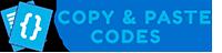 Copy & Paste Codes | Comparte códigos fácilmente.